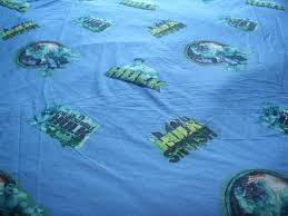 incredible hulk twin flat sheet reclaimed bed bizarrebaubles