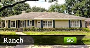 Ranch House Styles Home Style Guides Common Atlanta Architectural Designs