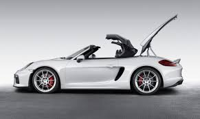 widebody porsche boxster new porsche boxster spyder revealed on sale in australia during