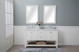 Fairmont Shaker Vanity Bathroom Vanity Open Shelf Bathroom Decoration