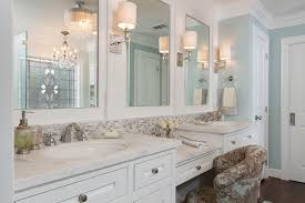 Bathroom Mirrors Houston Dressing Table With Mirror Vogue Houston Traditional Bathroom