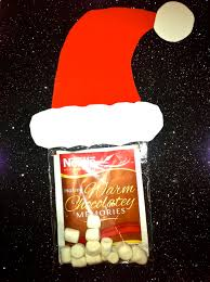 santa party favor hat adhesive foam and pouch michaels