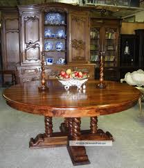 Antique Oak Dining Tables Antique Oak Round Dining Table Best Dining Table Ideas