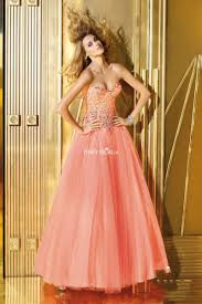 stunning coral pink prom dress 2015 pictures photos and images