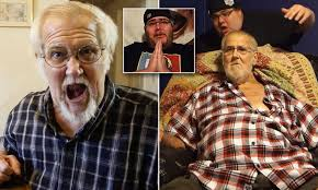 youtube star angry grandpa dies aged 67 of cirrhosis daily mail