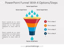 free funnels powerpoint templates presentationgo com