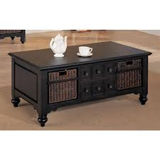 black coffee table with storage coffee tables ideas black coffee table with drawers uk white coffee