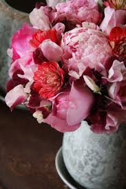 Peony Floral Arrangement 400 Best Red Flowers Images On Pinterest Red Flowers Red And