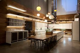 Kitchen Showroom Design by Ornare Satyrium Kitchen Food Republic