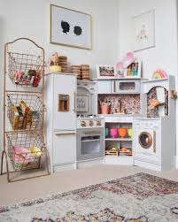 homemade play kitchen ideas 14 genius toy storage ideas for your kid s room diy kids bedroom