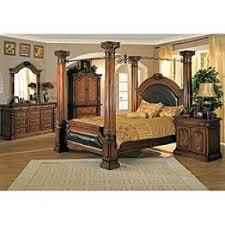 queen poster bedroom set foter