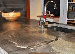 comptoir ciment cuisine comptoir de cuisine en béton cuisine rl