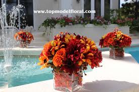 fall arrangements for tables affordable fall arrangements with eeffbcefe sunflower wedding