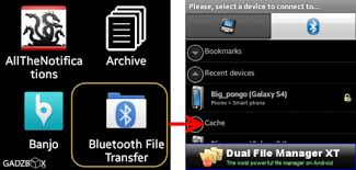 bluetooth ftp apk how to transfer the files downloading to samsung galaxy gear