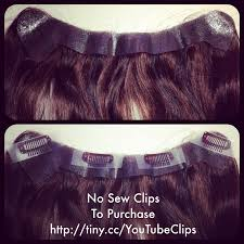 sewn in hair extensions hair integration system and method of attachment