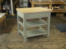 butcher block kitchen island part 4 painting youtube