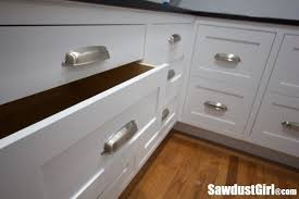 how to replace kitchen drawer fronts how to install cabinet drawer fronts sawdust