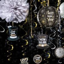 New Years Party Decorations Supplies by New Year U0027s Eve Party Supplies Party Delights