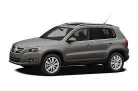 2011 volkswagen tiguan new car test drive