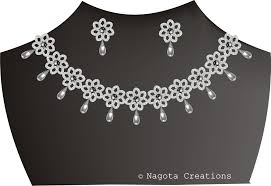 diamond pearl necklace set images White gold pearl and diamond necklace set jewelstruck blog jpg