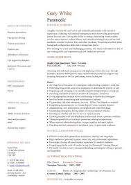 Examples Of Resumes Emt Basic Resume How To Write A Good Summary by Emt B Resumes Amitdhull Co