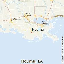 louisiana maps with cities best places to live in houma louisiana