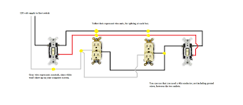 magnificent 3 way receptacle ideas electrical circuit diagram