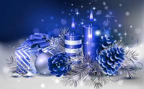 blue christmas blue christmas wallpaper hd wallpapercraft
