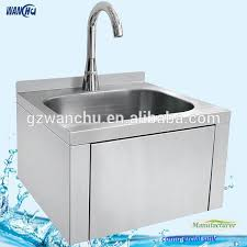 stainless steel hand sink small hand sink stainless steel knee operated hand washing sink