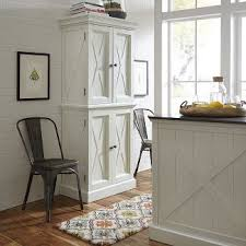 Kitchen Stand Alone Pantry by Freestanding Pantry Cabinet Target