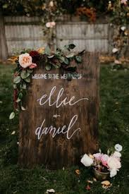 wedding backdrop sign wedding ideas top 15 rustic wedding signs wedding boas and