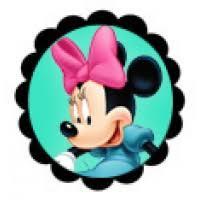 minnie mouse birthday invitations printable prints photo invites