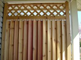 Privacy Screens For Patio by Garden Privacy Screens Nz Home Outdoor Decoration