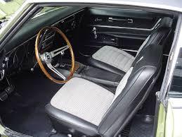 Chevelle Interior Kit Front Bucket Seats