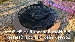 lowes wood burning fire pits amazing shop wood burning fire pits at lowes big horn outdoors