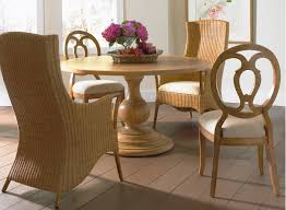side chairs for dining room elegant rustic woven head chairs artistica home furnishings