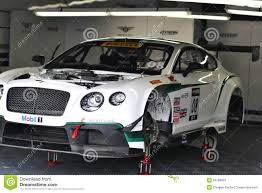 bentley gt3 team bentley gt3 editorial stock image image 53168859