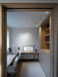 Contemporary Home Office Furniture Enough Space For Two Tips On Creating Duty Home Offices