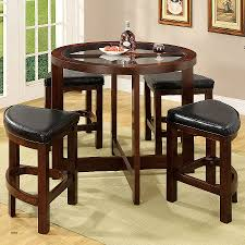 Unfinished Bistro Table Kitchen Table Kitchen Table Pub Style Kitchen Bistro Table And 4