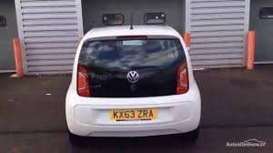 volkswagen up white volkswagen up move up white 2013 youtube