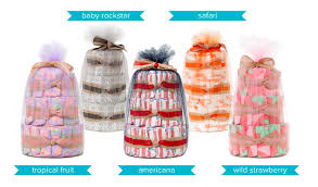 baby shower diaper cakes from the honest company partyideapros com