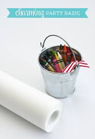 white paper rolls for tables rolls of white paper makes a great alternative tablecloth for all