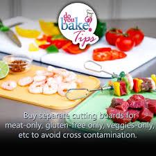 avoid cross contamination u2013 do you bake