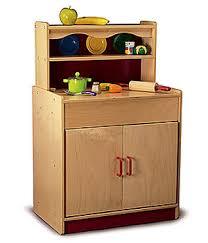 preschool kitchen furniture preschool wooden pretend kitchen cabinet wooden