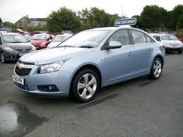 used chevrolet cruze saloon for sale motors co uk