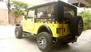mahindra jeep used mahindra jeep mm 540 1596958