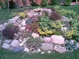 Garden Pictures Ideas Garden Design 25 Beautiful River Rock Gardens Ideas On Pinterest