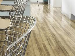 Is It Easy To Lay Laminate Flooring Laminate Flooring In The Kitchen Hgtv