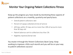 more than 35 days of patient collections optimizing collections before during and afte u2026