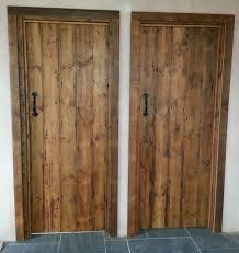 Recycled Interior Doors Reclaimed Timber Doors